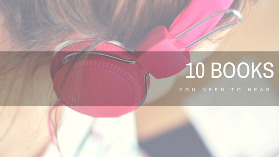 The Millennial Librarian 10 Book You Need to Hear