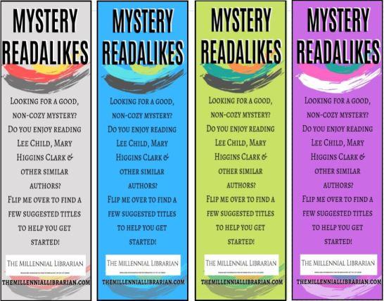 Mystery Readalikes
